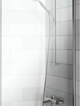 Шторы и карнизы - Шторка для ванны Riho NOVIK Z108 DORADO правая…, 0