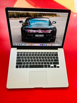 Ноутбуки - MacBook Pro 15 Retina 16gb 256 SSD nVidia, 0