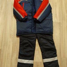 Одежда - Костюм зимний 48-50 размер (спецодежда), 0