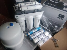 Фильтры для воды и комплектующие - Бытовой Осмос Platinum Wasser Ultra 6 с…, 0