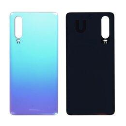 Корпусные детали - Задняя крышка для Huawei P30 голубой, 0