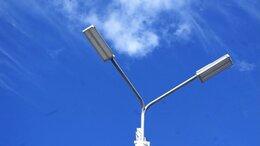 Уличное освещение - Светильник светодиодный уличный L-street 48, 0