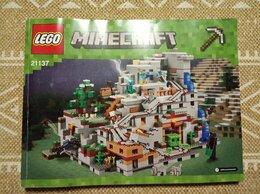 Конструкторы - Lego Minecraft, 0