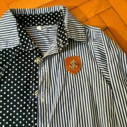 Рубашки - Рубашка на мальчика, 1-2 года, 0