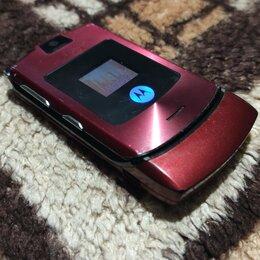Мобильные телефоны - Motorola V3i, 0