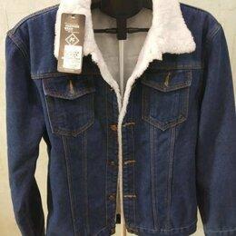 Куртки - Куртка джинсовая мужская, 0