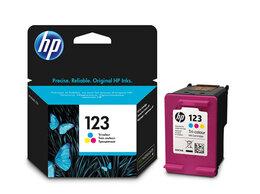 Картриджи - Картридж 123 для HP DJ2130, 100стр.  F6V16AE,…, 0