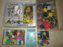 Конструкторы - Игрушки детские пакетом (конструкторы 5 видов), 0