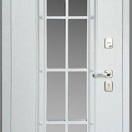 Входные двери - Дверь со стеклом и ковкой Англия, 0