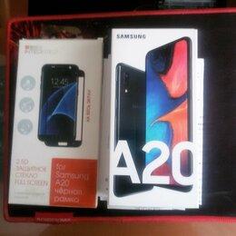 Мобильные телефоны - Смартфон Samsung Galaxy A20 (2019) 32GB, 0