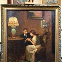 Картины, постеры, гобелены, панно - Худ. П. И. Геллер, 0
