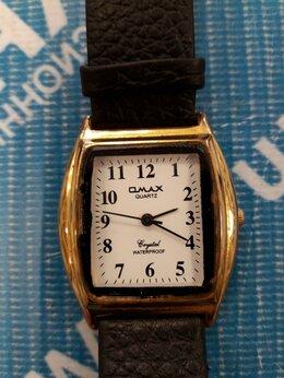 Наручные часы - Часы Оmax quartz crystal waterproof japan, 0