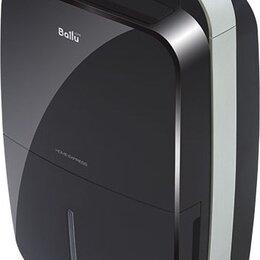 Осушители воздуха - Осушитель воздуха Ballu BD30MN Black, 0
