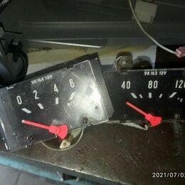Электрика и свет - Указатели давления масла и температуры охлаждающей жидкости газ 24, 0