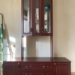 Шкафы, стенки, гарнитуры - Сервант и комод, 0