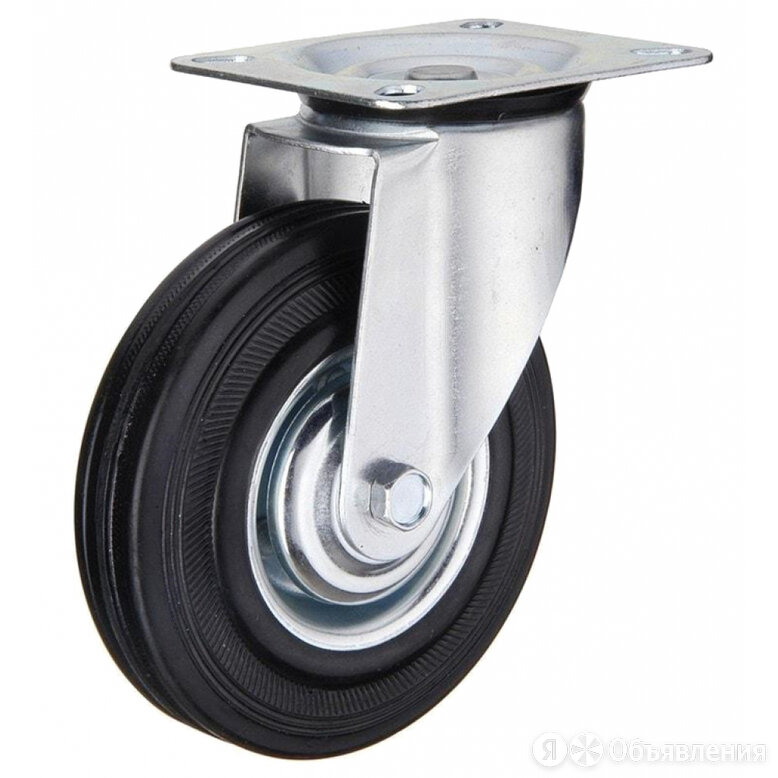 Промышленное поворотное колесо MFK-TORG SC55 по цене 301₽ - Грузоподъемное оборудование, фото 0