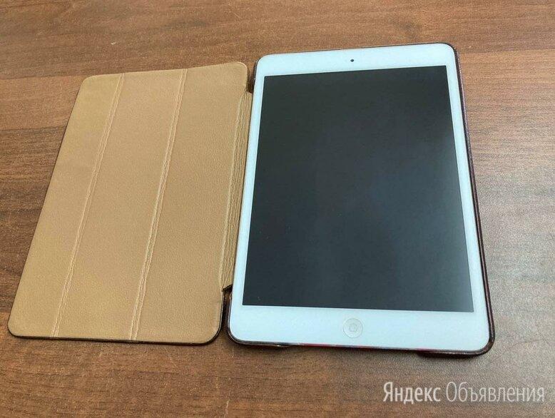Планшет Apple iPad mini 16Gb Wi-Fi White A1432 (MD531RS/A) по цене 3900₽ - Планшеты, фото 0