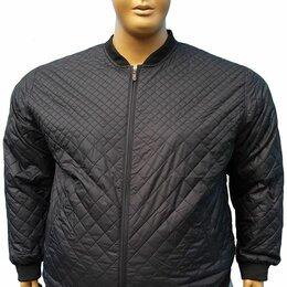 Куртки - Демисезонная куртка большого размера, 0