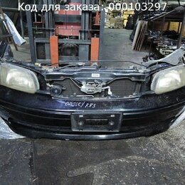 Шины, диски и комплектующие - Nose cut на Honda Odyssey RA3 чёрный, 0