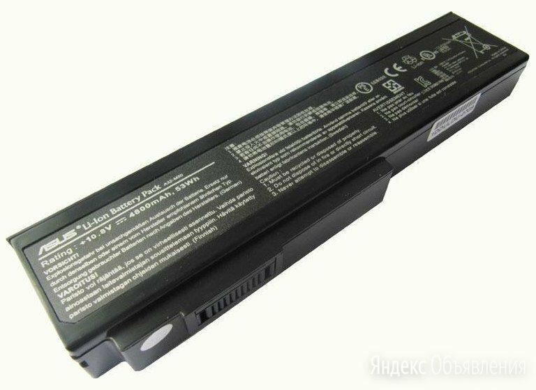 Аккумулятор для ноутбука ASUS M50Q 10.8V, 4800mah по цене 2450₽ - Блоки питания, фото 0