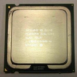 Процессоры (CPU) - Процессор Intel Pentium E2140, Core™2 Duo E7500, 0