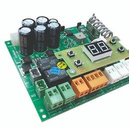 Шлагбаумы и автоматика для ворот - Блок управления CB-SWING-24 для распашных приводов DoorHan, 0