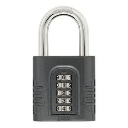 Защелки и завертки - Навесной кодовый замок ABUS 158/65, 0