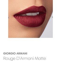 Для губ - Giorgio armani rouge d'armani matte помада, 0