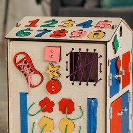 Развивающие игрушки - Бизиборд , 0