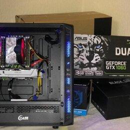Настольные компьютеры - Игровой пк./ GTX 1060 /*6 Ядер/озу 16.Gb, 0