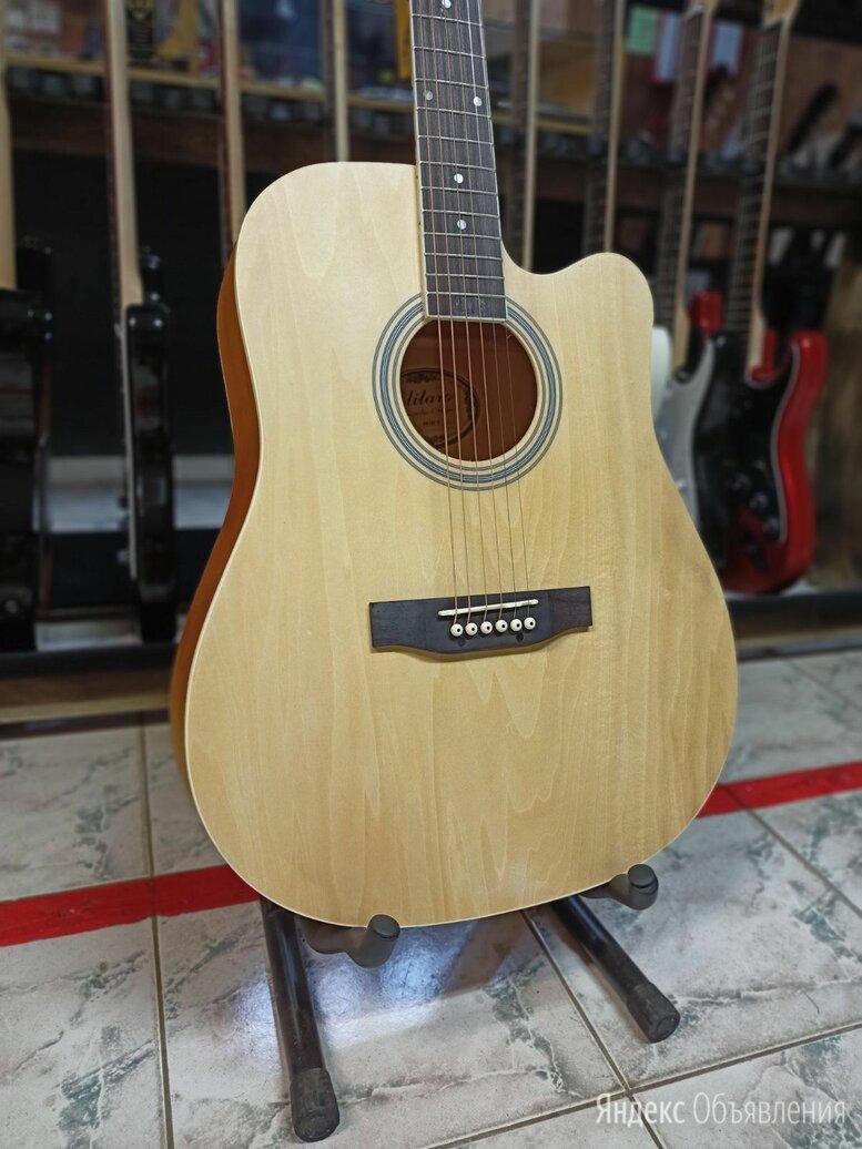 Акустическая гитара дредноут по цене 6500₽ - Акустические и классические гитары, фото 0