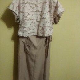 Костюмы - Платье женское и костюм новый, 0