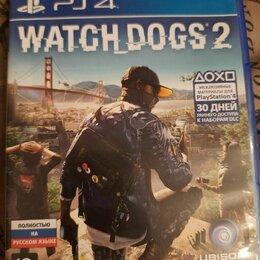 Игры для приставок и ПК - Watch Dogs 2 игра для PS4 , 0