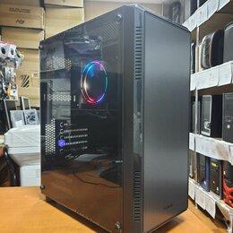 Настольные компьютеры - Компьютер игровой Intel Core i7-4770/16/SSD/RX580, 0