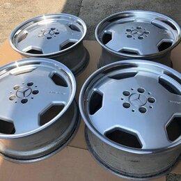 Шины, диски и комплектующие - Полированные диски 5х112 amg monoblock aero, 0