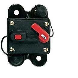 Блоки питания - Автомат питания Mystery MCB-100 (100A), 0