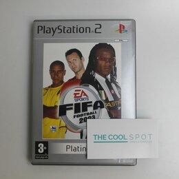 Игры для приставок и ПК - Игра 2002 FIFA World Cup  для Playstation 2, 0