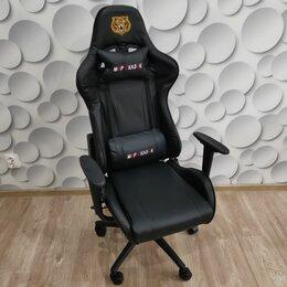 Компьютерные кресла - Игровое кресло topgun, новое , 0