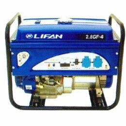 Электрогенераторы и станции - Генератор Lifan 2.8 GF-4, 0