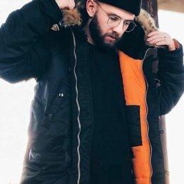 Куртки - Зимняя куртка аляска n3b husky denali , 0