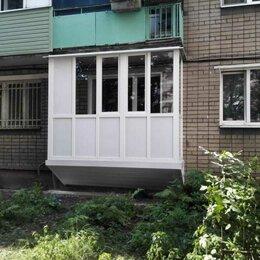 Архитектура, строительство и ремонт - Балконы и Лоджии на первом этаже, 0