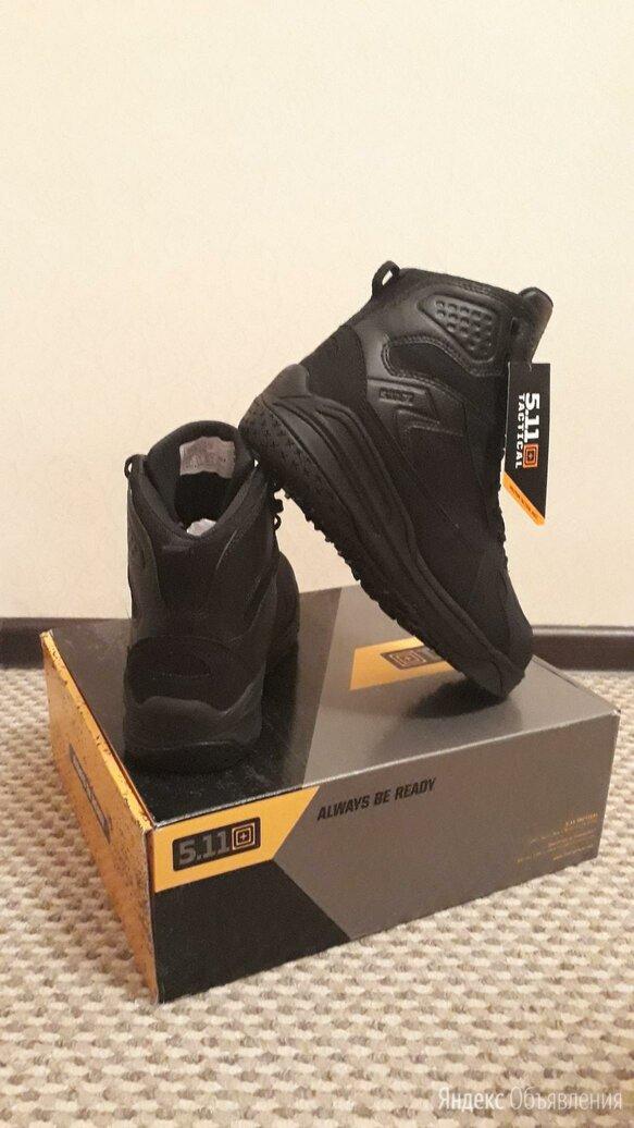 Мужские тактические ботинки 5.11 HALCYON TACTICAL BOOT по цене 12500₽ - Ботинки, фото 0