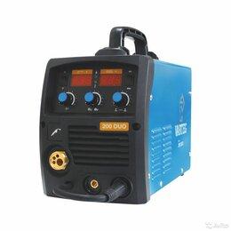 Сварочные аппараты - Сварочный полуавтомат varteg 200 DUO, 0