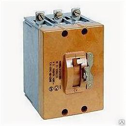 Пускатели, контакторы и аксессуары - Автоматический выключатель ВА-2129-340010 12.5А 380В 12Iн, 0