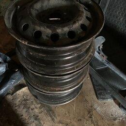 Шины, диски и комплектующие - Структурные штампованные диски 175 65 14 , 0