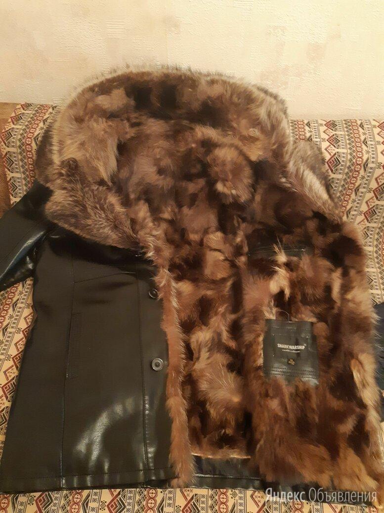 Куртка херман кожаная с мехом  по цене 5000₽ - Куртки, фото 0