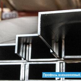 Металлопрокат - Профиль алюминиевый 410059x6000 Д16Т, 0
