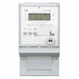 Счётчики электроэнергии - Счетчик электрический трехфазный СЭТ-4ТМ.03М.01, 0
