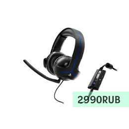 Наушники и Bluetooth-гарнитуры - Игровая гарнитура Thrustmaster Y300P EMEA для, 0