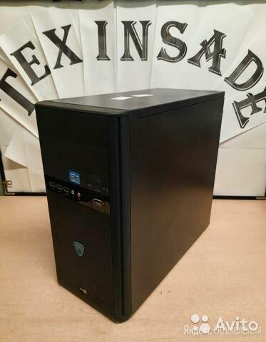 Компьютер i7-2600 HDD (SSD) - 187 Gb по цене 14000₽ - Настольные компьютеры, фото 0